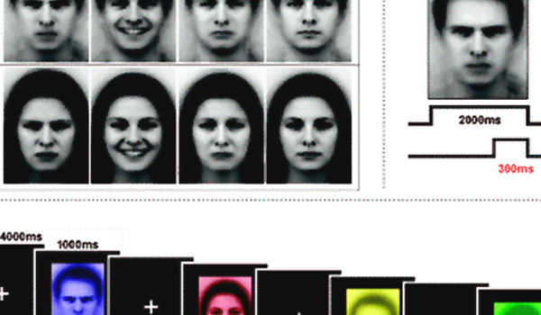 Pictorial emotional Stroop task with face stimuli